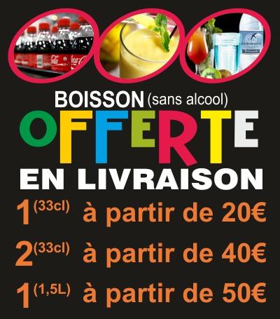 BOISSON Offerte