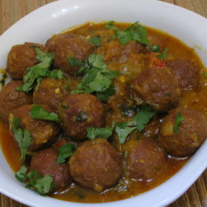 KUFTA CURRY